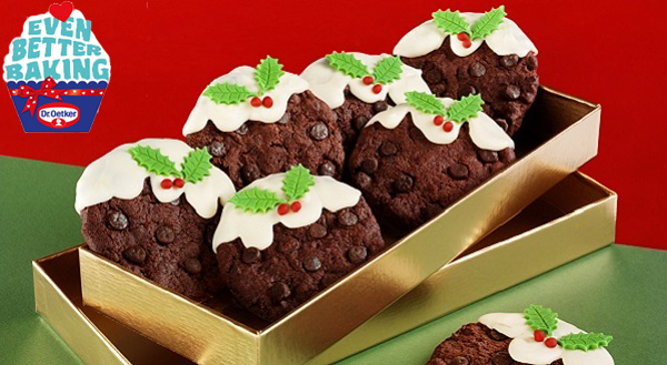 Baking With Kids Dr Oetker Christmas Pudding Cookies Schooldays Ie