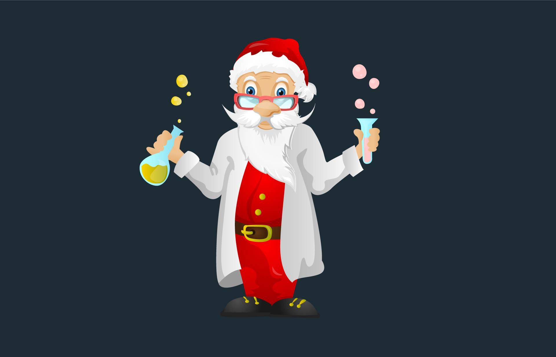 Santa's Crafty Science Lab