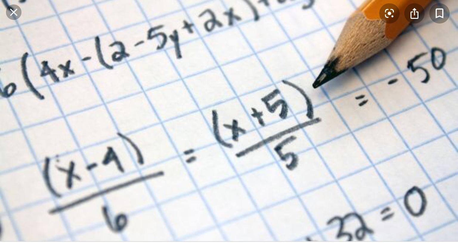 Maths grinds