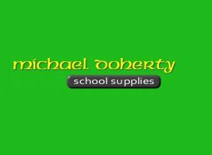 Michael Doherty School Supplies