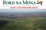 Bord na Mona Mount Lucas Wind Farm Tour