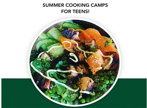 Outdoor Cooking Camps