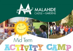 Malahide Castle and Gardens Midterm Camp