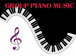 Group Piano Keyboard Lessons