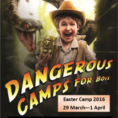 Dangerous Easter Camps for Boys