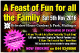 A Feast of Fun for all the Family