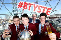 Students Descend on 53rd BT Young Scientist Exhibition