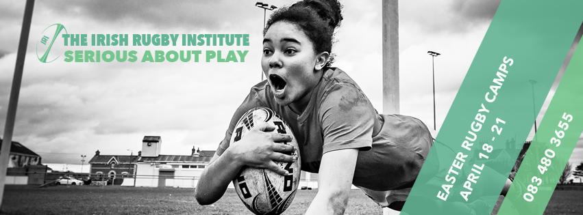 Irish Rugby Institute - Boys and Girls