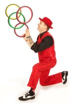 Brilliant Events Juggling Workshop