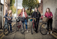 New Cycling Campaign for Teenage Girls