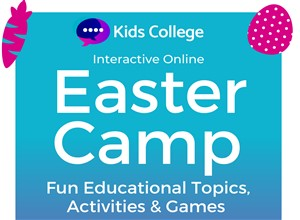 Kids College Easter Camp 2021