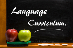 New language curriculum for primary schools