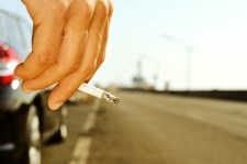 80 euro fine for smoking in cars with kids