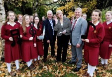 Minister Humphreys launches schools choir competition
