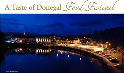 A Taste of Donegal Food Festival 2016