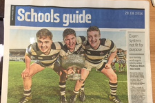 Sunday Times Schools Guide 2016