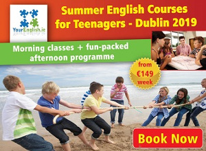English Camp for Teens