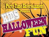Party Time Entertainment - Halloween Fun