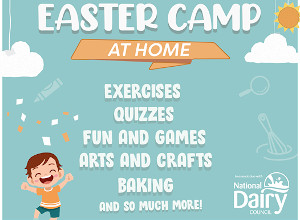 Easter Camps at Home