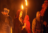 Torchlit Procession and Samhain Festival of Fire