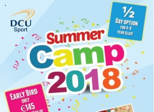 <span style='text-transform:uppercase;'>DCU </span>Sport Summer Camp