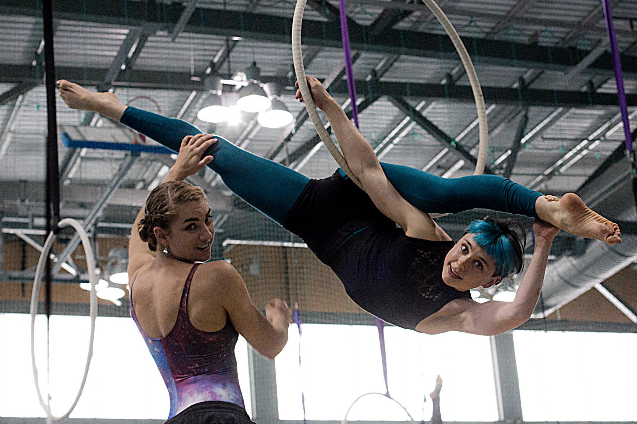 FidgetFeet Aerial Dance Theatre