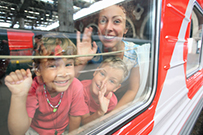 Under 5s to Travel Free on Public Transport