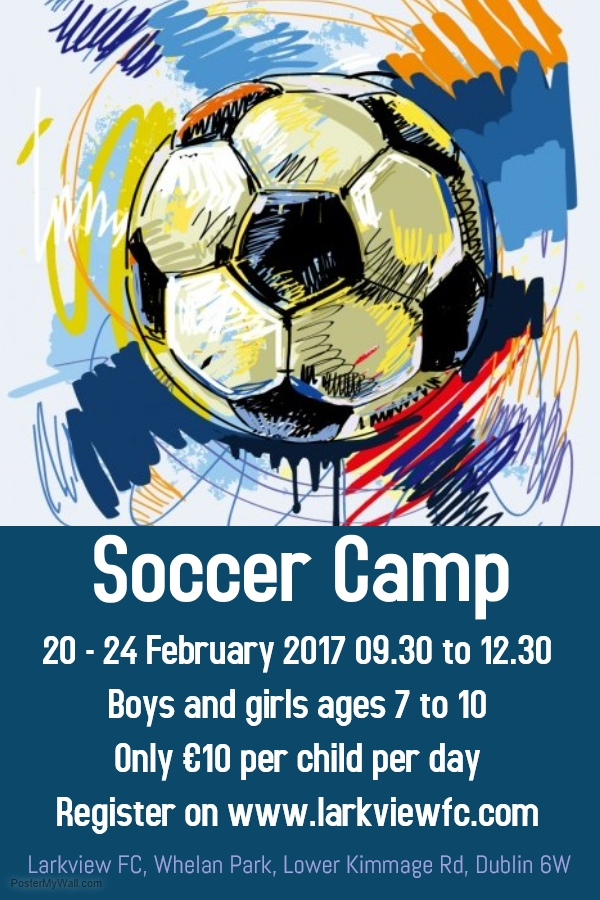 Soccer Camp at Larkview FC