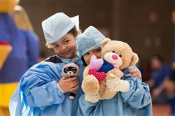 Furry Friends Treated at UL GEMS Teddy Bear Hospital