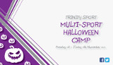 Trinity College Dublin Sports Camp this Halloween