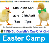 One Of A Kind Easter Camp