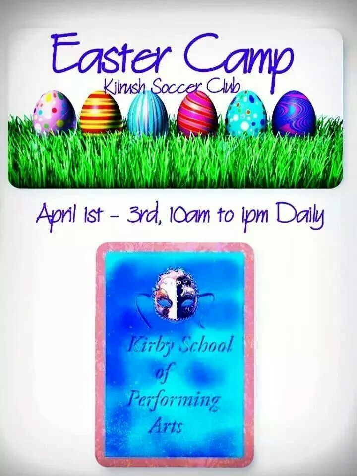'K.S.O.P.A' Easter Camp 2015