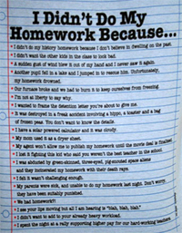 homework benefits article
