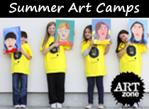 Artzone Summer Art Camps
