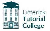 Limerick Tutorial College Intensive Easter Revision
