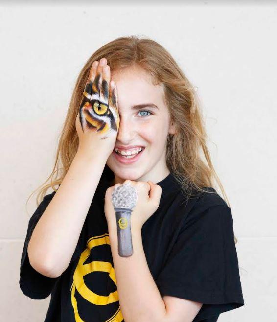 Sightsavers Junior Painter Awards