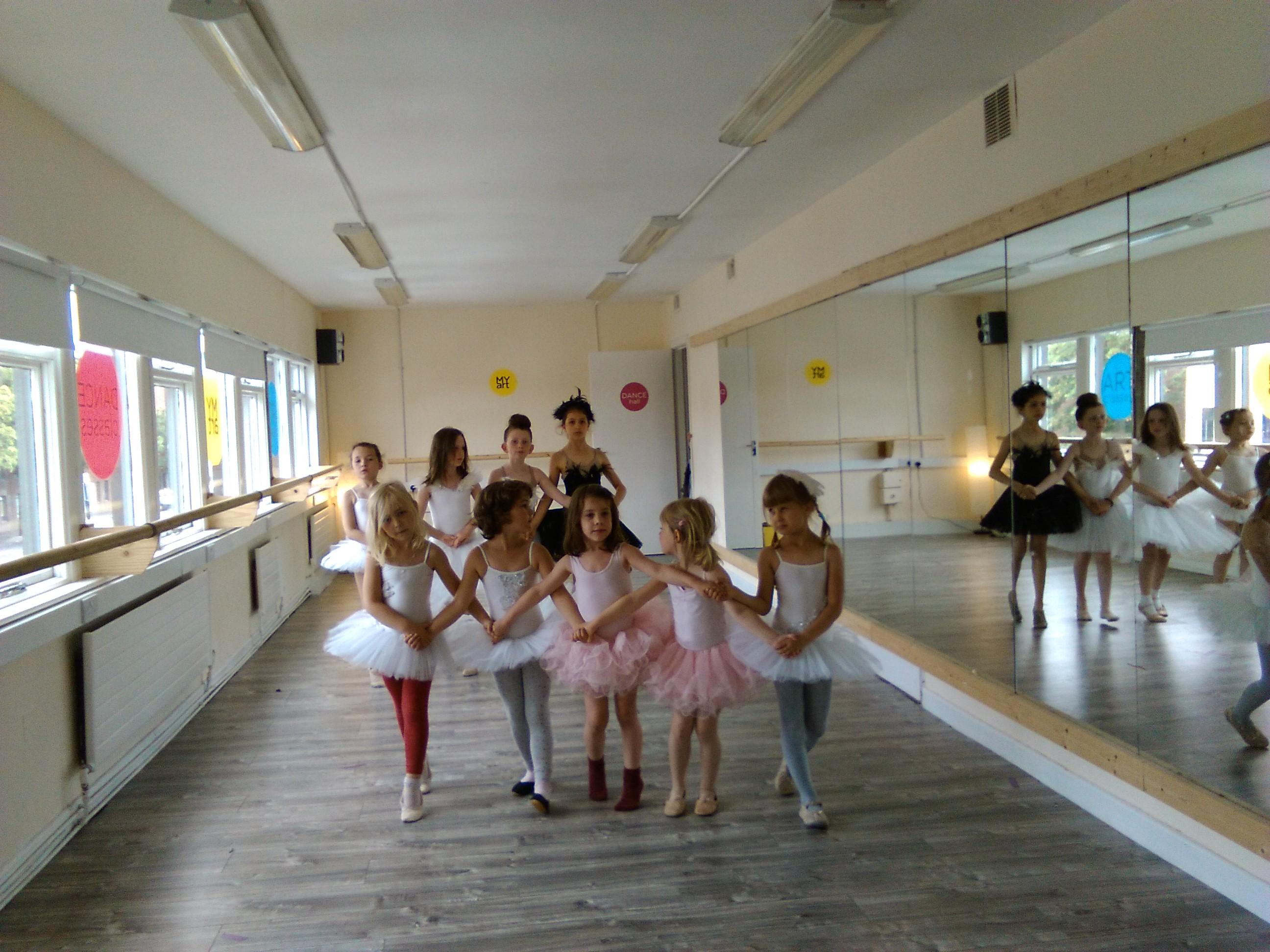 MyArt Dance, Art and Drama Camp