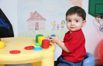 Early childcare does not impede children's progress, says study