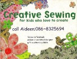 1 DAY CREATIVE SEWING CAMP
