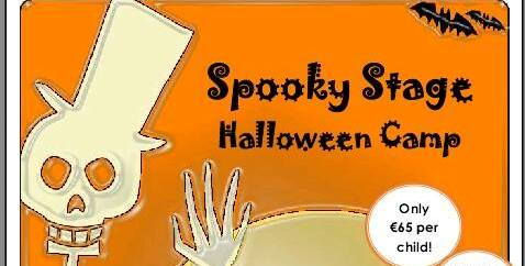 Spooky Stage Performing Arts Camp