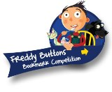 Freddy Buttons Bookmark Design Competition