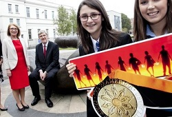 Twenty Students Shortlisted for All-Ireland Community Spirit Awards