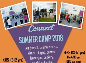 Connect Summer Camp
