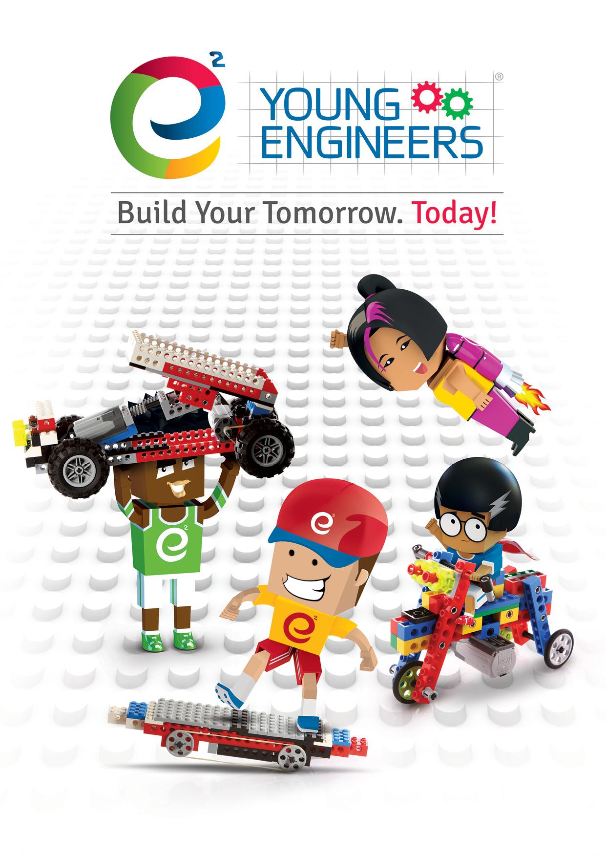 Lego Bricks Challenge Easter Camp