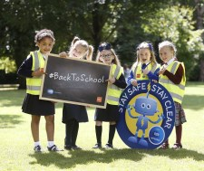 Parents asked to put road safety on 'Back to School' Checklist
