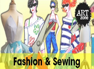 Fashion and Sewing Camps