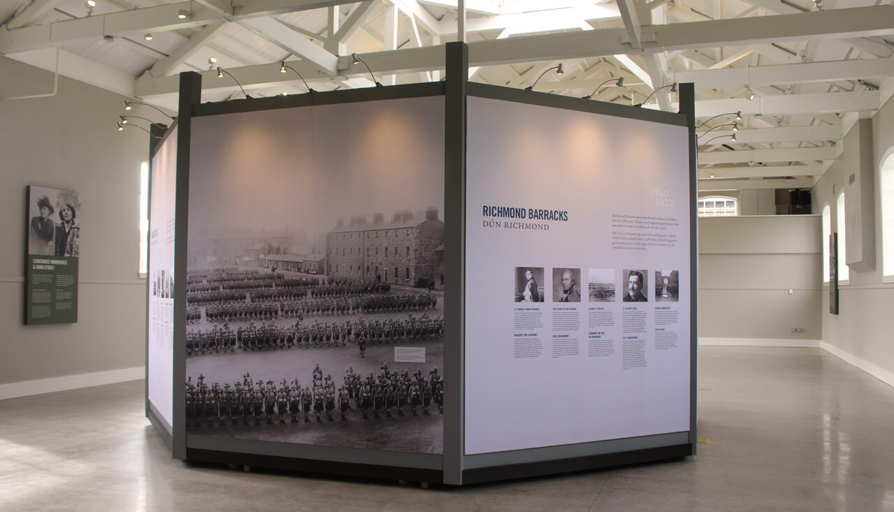 Richmond Barracks Exhibition Centre