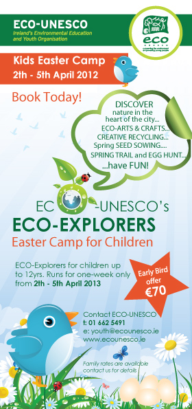 ECO-Explorers Holiday Camp for Kids