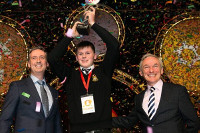 Dublin Student named winner of BT Young Scientist 2017