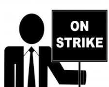 Unions announce date for January strike day